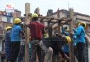 श्री रातो मत्स्येन्द्रनाथको रथ निर्माण कार्य शुरु